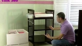 Stokke Care Changing Table - Review Baby Talk 360
