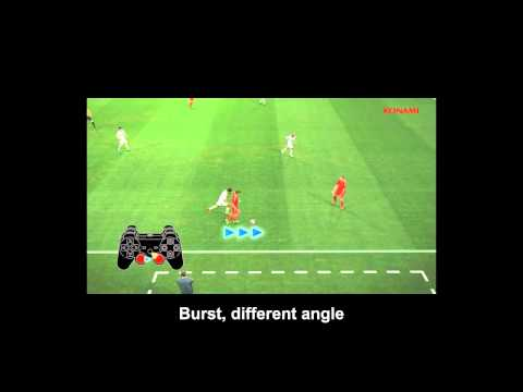 PES 2014 trailer teaches ball-handling