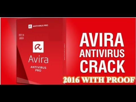 avira free antivirus 2016 full crack