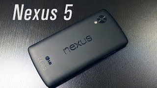 Опыт эксплуатации Nexus 5