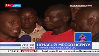 Kampeni za Ugenya zimeshuhudia vurugu