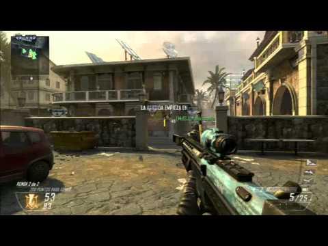 Truco de la mira ACOG en francotiradores | Call of Duty Black Ops 2