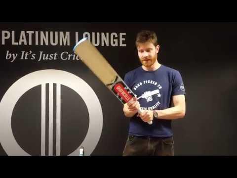 Gray-Nicolls Powerbow6 1000 Cricket Bat Review