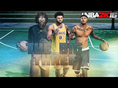 NBA 2K16 -  HOOP MIXTAPE Vol. 1 BEST CROSSOVER EVER!! Ft LamronQuez & Zach Fresh