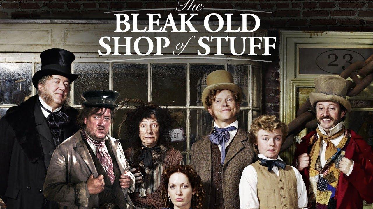 Download The Bleak Old Shop of Stuff