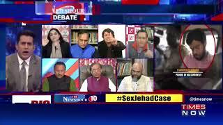 Newshour debate: 'Love jihad' to 'sex for jihad'