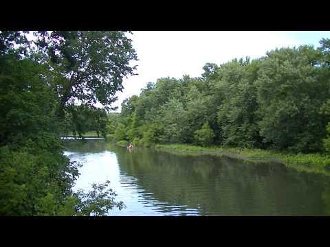 Amazing River in Illinois