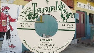 The Gladiators Live Wire - Duke Reid - Treasure Isle