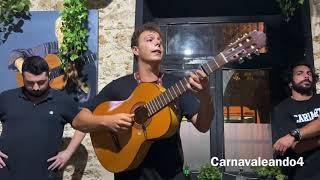 Rubén Vallejo (Pasodoble Sé de mujeres - Flamenkito apaleao) - Calesa By Pepe El Caja