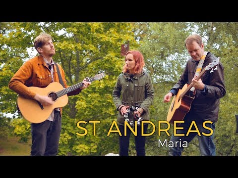 St Andreas - Maria (Acoustic session by ILOVESWEDEN.NET)