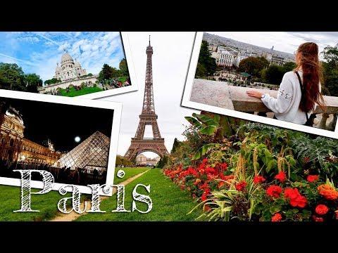PARIS TRAVEL VLOG | October 2017 | Dejana Pasic