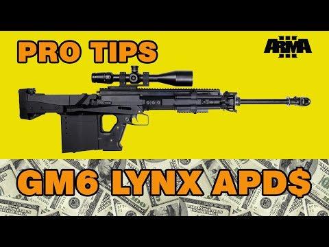 ARMA 3: GM6 LYNX APDS PRO TIPS Make money fast