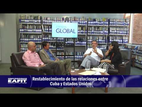 Campus Global - Programa 2 - Tema: ¿Estados Unidos y Cuba?