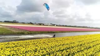 Crazy acts in kitesurfing #3