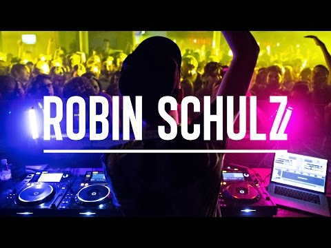 Robin Schulz - DJ Mix 'North Amercian Tour 2015'