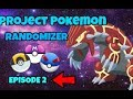 Roblox | project pokemon #2 | Randomizer nuzlocke