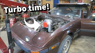 We're going 10's for $4k or less! Getting started on the Turbo 5.3 RX-7! thumbnail
