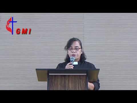 Ibadah minggu ke enam Paskah (putih) Gereja Methodist Indonesia (GMI)