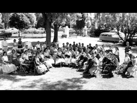 The History of Gammage Auditorium