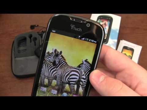 HTC myTouch 4G Unboxing