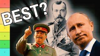 BEST RULER OF RUSSIA? Russian/Soviet Leaders Tier List