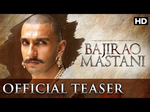 Trailer do filme Bajirao Mastani