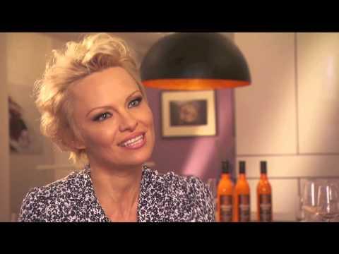 Pamela Anderson interview @ Munich Andalö Midsommar Dinner Kitchen Event