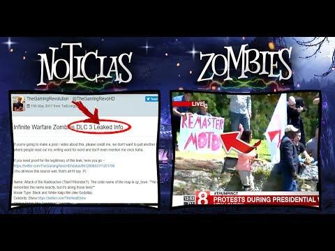 MOTD EN LA TELEVISION Y FILTRACIONES DEL DLC | Noticias Zombies