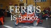 Ferris IS3200Z vs  IS2100Z - YouTube