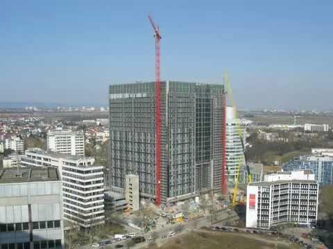 The New Deutsche Börse Group Headquarters