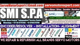 How to install Align SMI SPA SML Resolver Angle Adjust Servo Motor Saudi KSA Qatar ARAB UAE India
