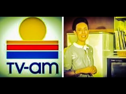 TV am: Jenny Webb - Microwave Cookery 1984
