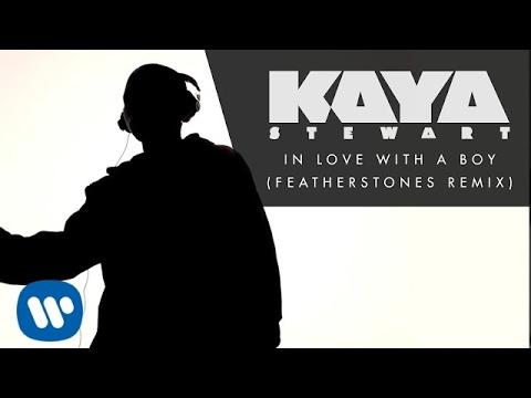 Kaya Stewart - In Love With A Boy (Featherstones Remix)
