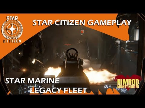 Star Marine - with Legacy Fleet