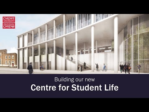 Building our new Centre for Student Life