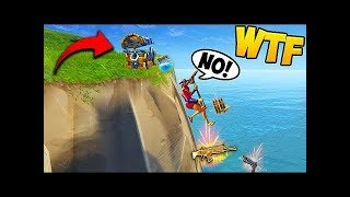 WORLD'S UNLUCKIEST PLAYER!   Fortnite Funny Fails and WTF Moments! #290 Daily Moments