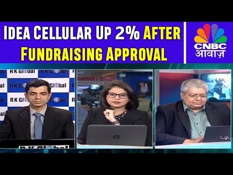 Idea Cellular Up 2% After Fundraising Approval | Stock Picks Today | 4th Jan | CNBC Awaaz