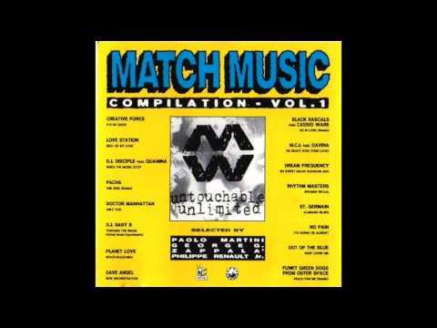 [1993] Match Music Compilation Vol 1