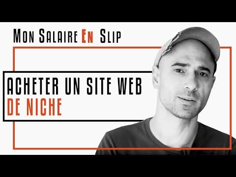✨ Guide Débutant pour (r)acheter un site web de Niche | Comment trouver des pures idées de niche ?