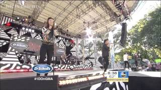 "Video One Direction - ""Steal My Girl"" (Live at GMA 2015) download MP3, 3GP, MP4, WEBM, AVI, FLV Januari 2018"