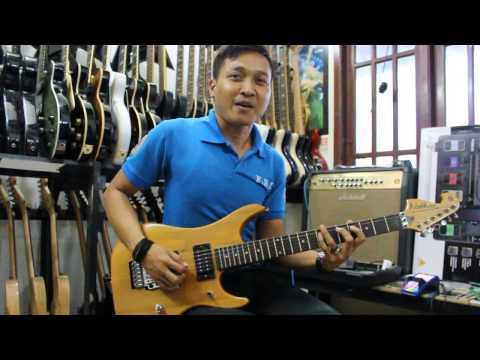 belajar melodi gitar secara simple dan cepat dipahami