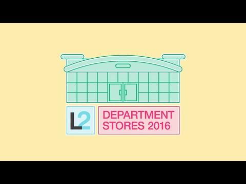 Digital IQ Index® - Department Stores 2016