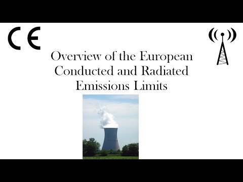 European EMC Standards Overview For Learning EMC (EMI/RFI) in the Nuclear Power Industry