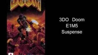3DO Doom - Suspense