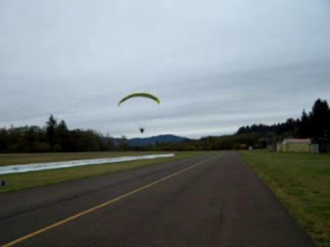 Olympic Paragliding
