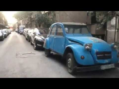 A tour in Damascus at 6:00 a.m.