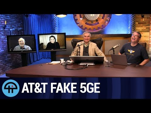 Sprint Sues AT&T Over Fake 5GE Mp3