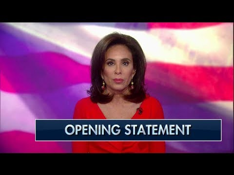 Judge Jeanine: There Needs to Be a 'Cleansing' at the FBI, DOJ
