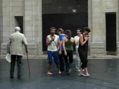 Manoel de Oliveira dances with Sweet and Tender