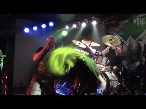 "MORONIC ""Nailbomb"" live"